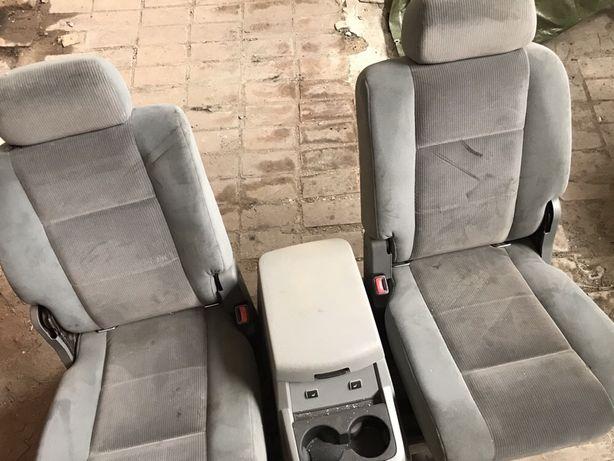 Fotele Dodge Durango II rząd