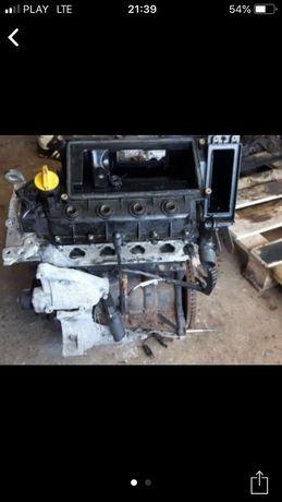 Silnik Renault kango clio 1.2 16v uszkodzony