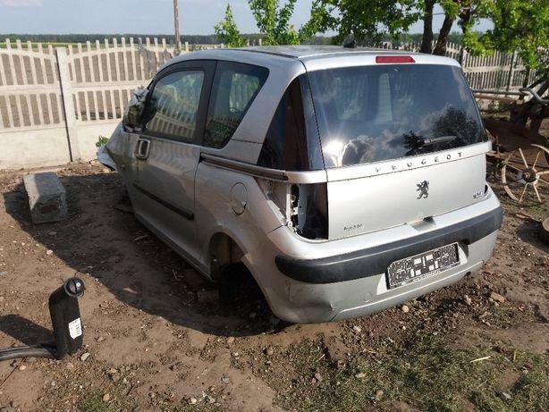 Peugeot 1007... 2010 rok