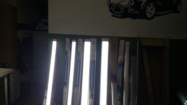 Lampa garażowa warsztatowa sufitowa 230v
