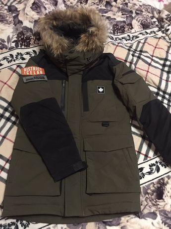 Куртка пуховик Canada