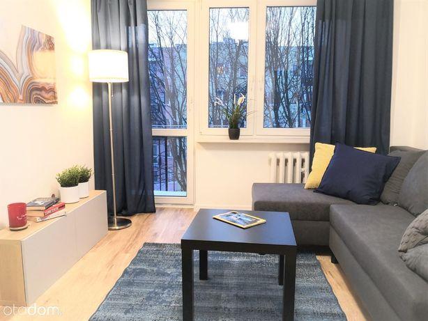 Przestronne 3-pokojowe mieszkanie z balkonem
