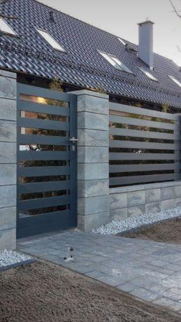 Usługi spawalnicze bramy , balustrady ,ogrodzenia ,balkony Francuskie