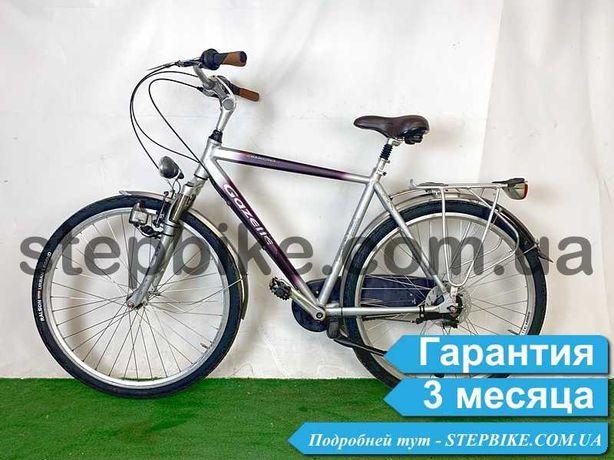 Велосипед Городской Алюминиевый Планетарка из Германии Gazelle