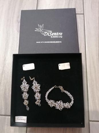 Biżuteria DiSentre Swarovski
