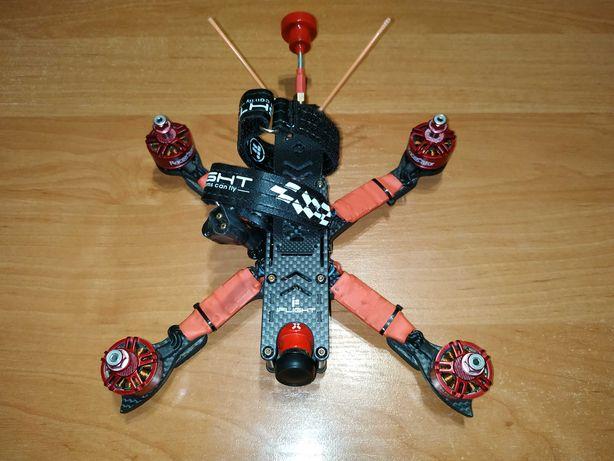 Квадрокоптер на 5 дюймовій рамі