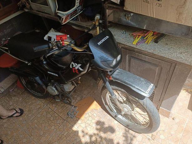 Mobilete 50cc gasolina de mestura