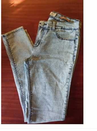Calças jeans de senhora, Zara
