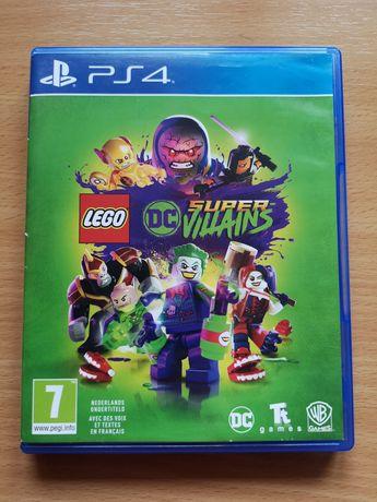 Gra PS4 LEGO DC Super Villains Polska Wersja PlayStation 4