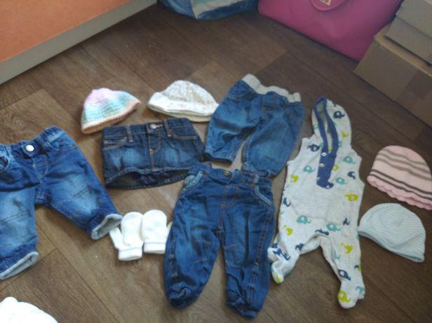 Одежда на пупсов кукол 46-48 см