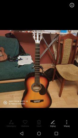 Sprzedam gitary akustyczne