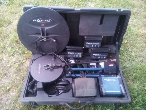 Металлодетектор MINELAB GP Extreme из серии GPX