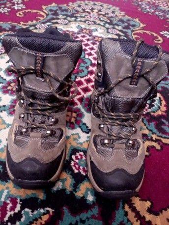 Buty trekingowe zimowe rozmiar 38