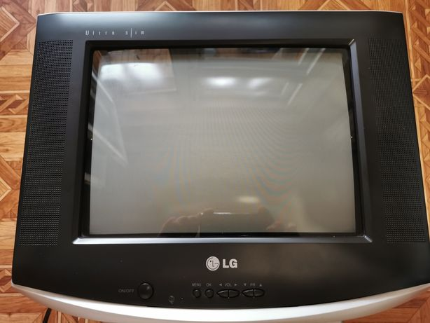 "Телевизор LG.14"".+подставка."