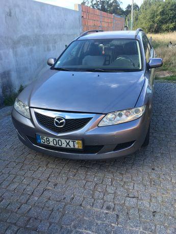 Mazda 6 Avariada