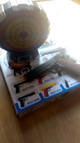 Pistolet laserowy zabawka