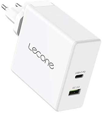 Novo! Cargador USB-C de 60 W