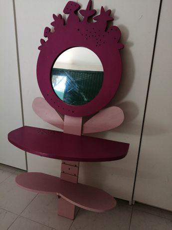 Espelho menina 5 euros