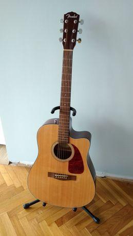 gitara FENDER CD-140SCE Nat elektro-akustyk