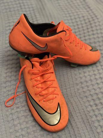 Бутсы для футбола Nike Mercurial оригиналы