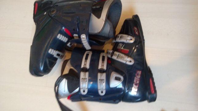 Buty narciarskie 310 Tecnica 39 40 Innotec TI 9 Wkładka 26 cm