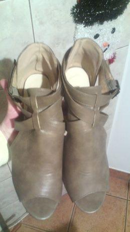 nowe buty damskie rozmiar 44 (na szeroką stopę, wkładka 29,5cm)