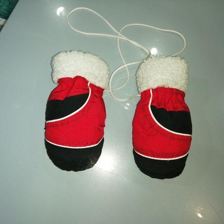 Rękawiczki ciepłe zimowe