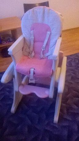 stoliczek z krzeselkiem