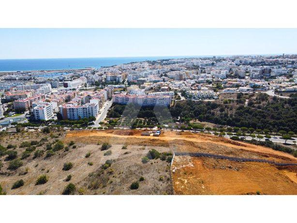 Lote de terreno para construção com vista mar, em Lagos, ...