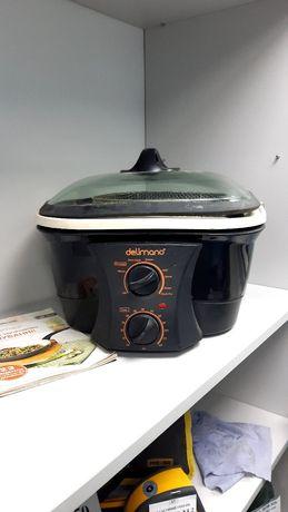 Мультиварка Delimano 8 in 1 Gourmet Cooker df2828t