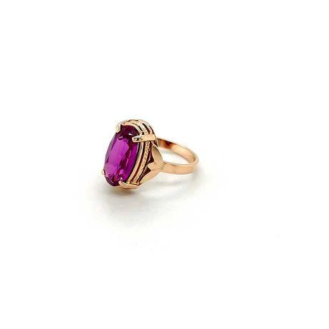 pierścionek złoty pr.500