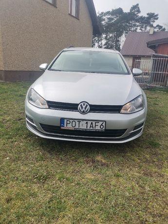 Volkswagen Golf VII 1,6 tdi 105km