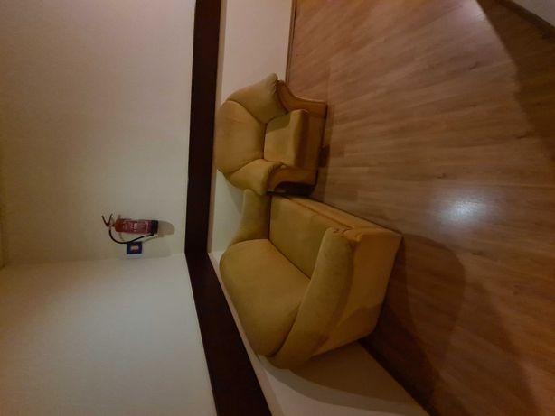Kanapa + fotel odbiór wlasny za darmo