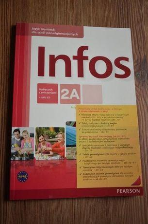 Infos 2a podręcznik do nauki języka niemieckiego