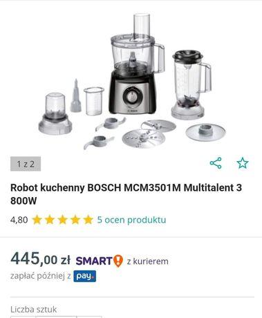 Nowy Robot kuchenny Bosch multitalent 3  800w