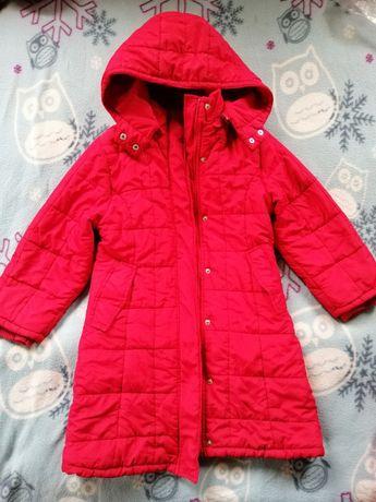 Демисезонное пальто, куртка Chicco 116cm.