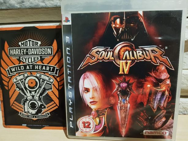Ps3 Soul Calibur IV .