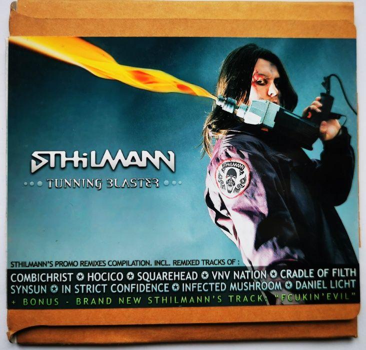 Sthilmann - Electro 2 the trance tape leader tuning blaster 3CD Niemodlin - image 1