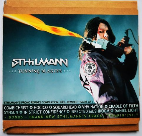 Sthilmann - Electro 2 the trance tape leader tuning blaster 3CD