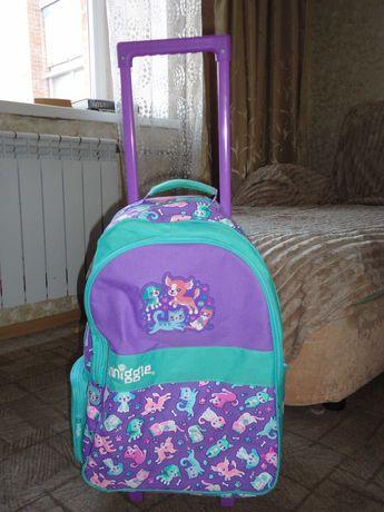 Рюкзак на колесиках бренд!