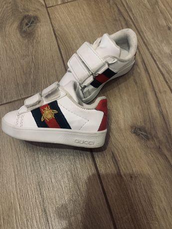 Adidaski trampki Gucci  dzieciece rozmiar 22