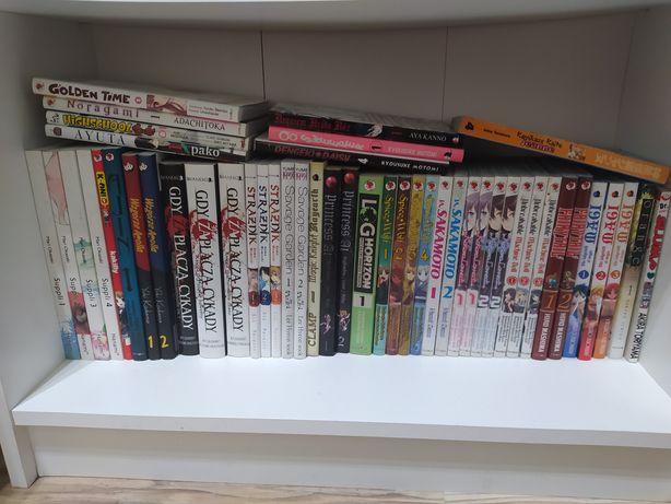 Manga mangi kolekcja na sprzedaż