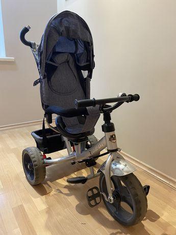 Дитяча коляска-велосипед