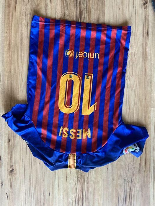 Koszulka pilkarska Messi Barcelona rozm 152 Jaworze - image 1