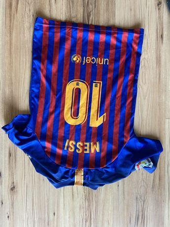 Koszulka pilkarska Messi Barcelona rozm 152