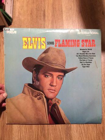 Vinil Elvis Presley - Sings Flaming Star 1969