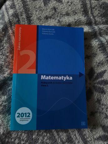 Nowy podręcznik matematyka 2 zakres rozszerzony