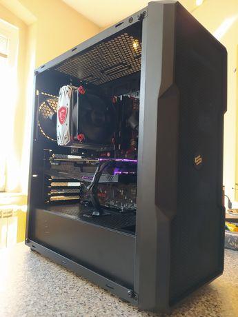Komputer i7 9700K, GTX 1080Ti, 16GB DDR4, SSD M.2, Fortnie, CS GO, GTA