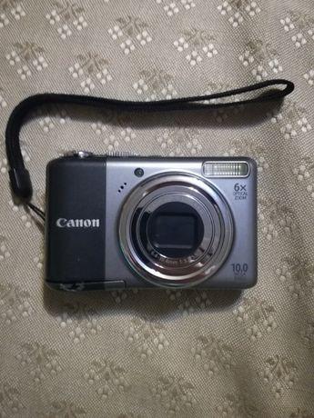 Компактный фотоаппарат Canon PowerShot A2000 IS