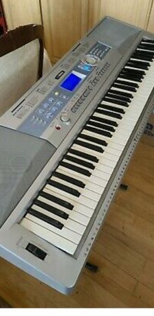 Yamaha Dgx 200 Portable Piano